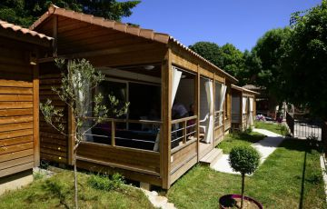 location chalet plein air climatise Ardeche-03